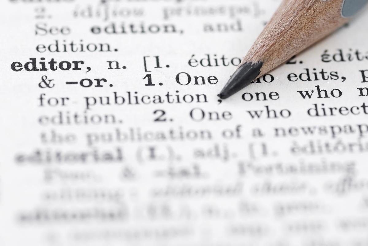 Manuscript and Editorial Services