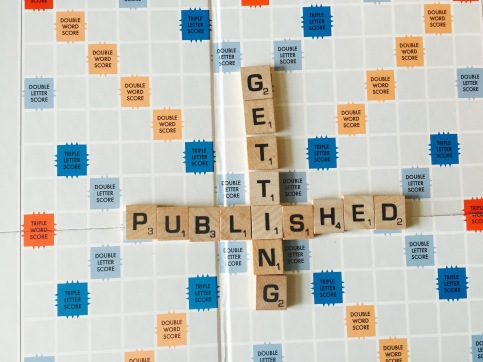Getting published - scrabble