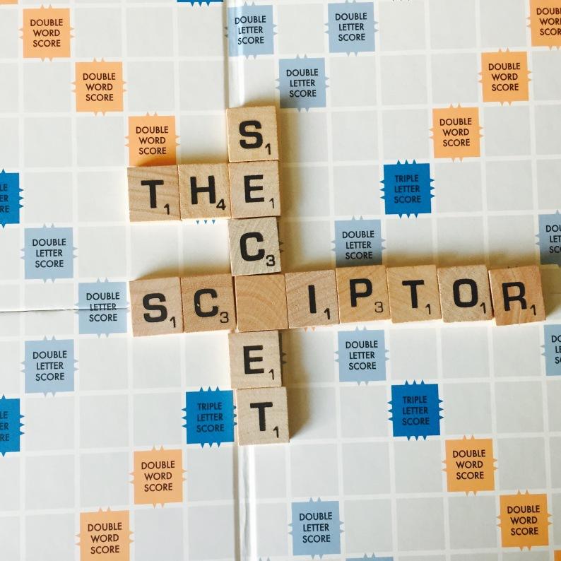 Secret Scriptor - scrabble