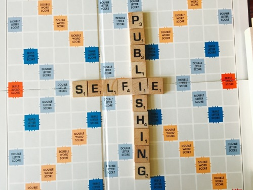 Self publishing - scrabble