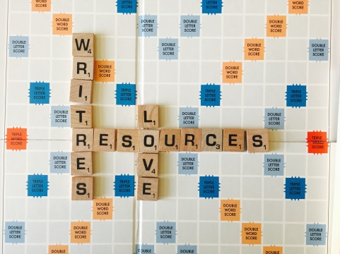 Writers Resources - scrabble